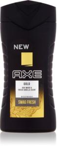 Axe Gold żel pod prysznic dla mężczyzn 250 ml