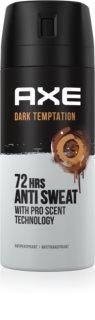 Axe Dark Temptation Anti-transpirant voor Mannen 150 ml