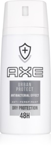 Axe Urban Clean Protection desodorante en spray para hombre 150 ml