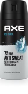 Axe Ice Chill antitranspirante em spray