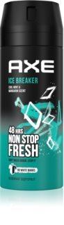 Axe Ice Breaker desodorante y spray corporal