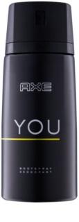 Axe You deospray pentru barbati 150 ml