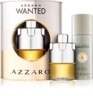Azzaro Wanted coffret cadeau I.