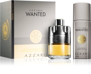 Azzaro Wanted Gift Set  I.