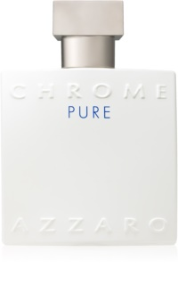 Azzaro Chrome Pure eau de toilette para hombre 100 ml
