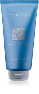 Azzaro Chrome gel de duche para homens 300 ml