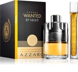 Azzaro Wanted By Night coffret cadeau I. pour homme