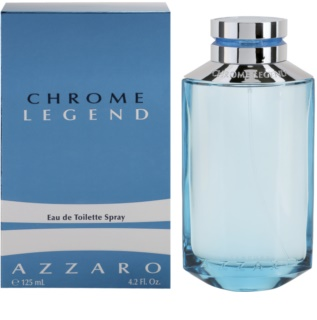 Azzaro Chrome Legend Eau de Toilette für Herren 125 ml