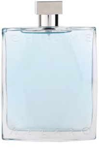 Azzaro Chrome Eau de Toilette for Men 200 ml