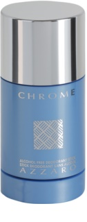 Azzaro Chrome Deodorant Stick for Men 75 ml