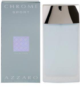 Azzaro Chrome Sport тоалетна вода за мъже 100 мл.