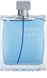 Azzaro Chrome United eau de toilette per uomo 200 ml