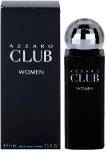 Azzaro Club toaletní voda pro ženy 75 ml