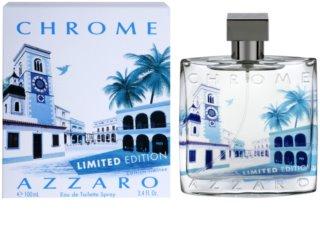 Azzaro Chrome Limited Edition 2014 Eau de Toilette voor Mannen 100 ml