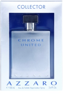 Azzaro Chrome United Collector Edition тоалетна вода за мъже 100 мл.