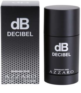 Azzaro Decibel desodorante en barra para hombre 75 ml