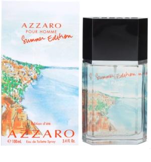 Azzaro Azzaro Pour Homme Summer 2013 Eau de Toilette voor Mannen 100 ml