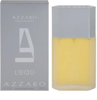 Azzaro Azzaro Pour Homme L´Eau Eau de Toilette für Herren 100 ml