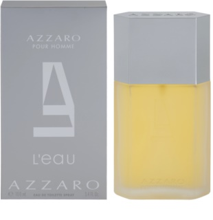 Azzaro Azzaro Pour Homme L´Eau Eau de Toillete για άνδρες 100 μλ