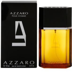 Azzaro Azzaro Pour Homme eau de toilette para hombre 100 ml recargable
