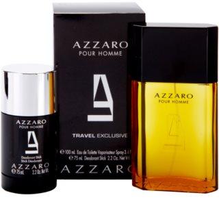 Azzaro Azzaro Pour Homme lote de regalo II.