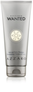 Azzaro Wanted gel douche pour homme 200 ml