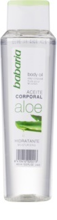 Babaria Aloe Vera feuchtigkeitsspendendes Körperöl mit Aloe Vera