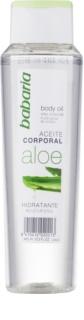 Babaria Aloe Vera huile hydratante corps à l'aloe vera
