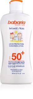 Babaria Sun Infantil krem do opalania dla dzieci SPF50+