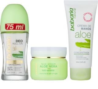 Babaria Aloe Vera zestaw kosmetyków IV.
