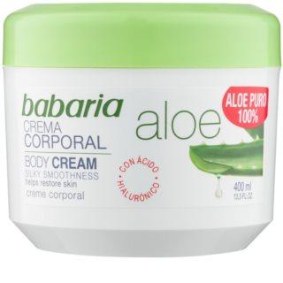 Babaria Aloe Vera krem do ciała z aloesem