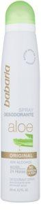 Babaria Aloe Vera dezodorant w sprayu z aloesem