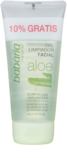 Babaria Aloe Vera Cleansing Gel With Aloe Vera