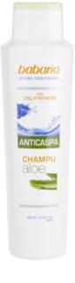 Babaria Anticaspa szampon przeciwłupieżowy z aloesem