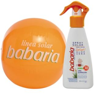 Babaria Sun Infantil Sun Spray For Kids SPF 30