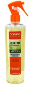 Babaria Liquid odżywka bez spłukiwania z keratyną