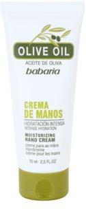Babaria Olive crème mains à l'huile d'olive