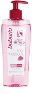 Babaria Rosa Mosqueta Feminine Wash With Extracts Of Wild Roses