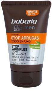 Babaria Vital Skin Feuchtigkeitscreme gegen Falten