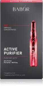 Babor Ampoule Concentrates SOS konzentriertes Serum für unreine Haut