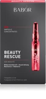 Babor Ampoule Concentrates SOS konzentriertes Serum für müde Haut