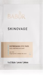 Babor Skinovage Balancing Gel-Polster für die Augen gegen Alterserscheinungen mit feuchtigkeitsspendender Wirkung