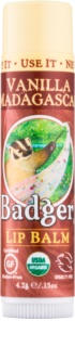 Badger Classic Vanilla Madagascar balsam do ust