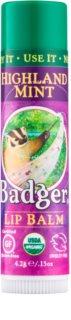 Badger Classic Highland Mint balsam de buze