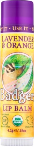 Badger Classic Lavender & Orange balsam de buze