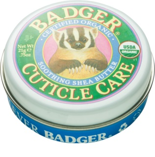 Badger Cuticle Care Balsem voor handen en nagels