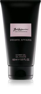 Baldessarini Private Affairs gel de duche para homens 150 ml