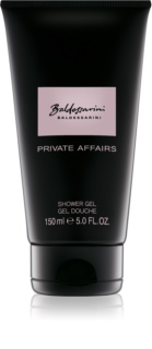 Baldessarini Private Affairs gel za prhanje za moške 150 ml