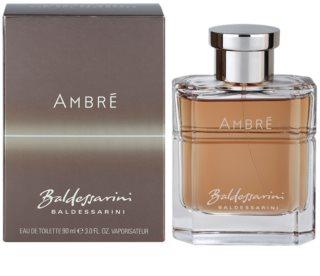 Baldessarini Ambré Eau de Toilette for Men 90 ml