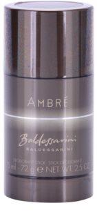 Baldessarini Ambré Deodorant Stick for Men 75 ml